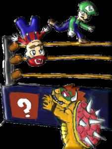 Moonsault Mario