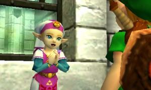 Telling Zelda