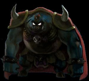 Ganon Beast