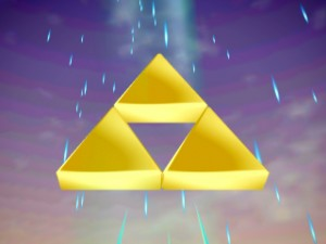 Triforce from OOT