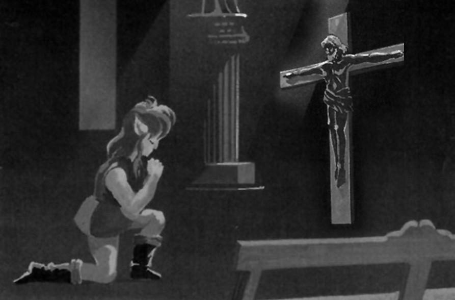 zelda link religion christianity