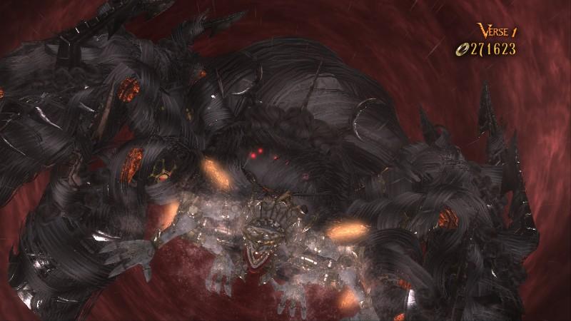 Infernal Demon boss