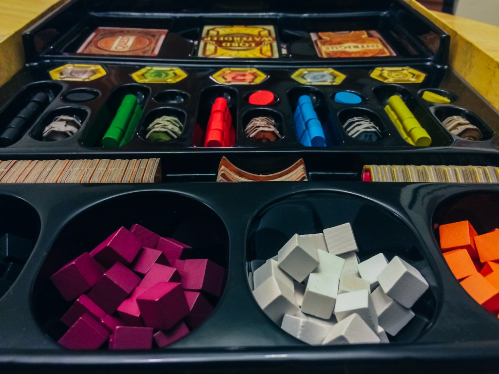 The highest tier of board gaming inserts that all other inserts hopelessly compare themselves to.