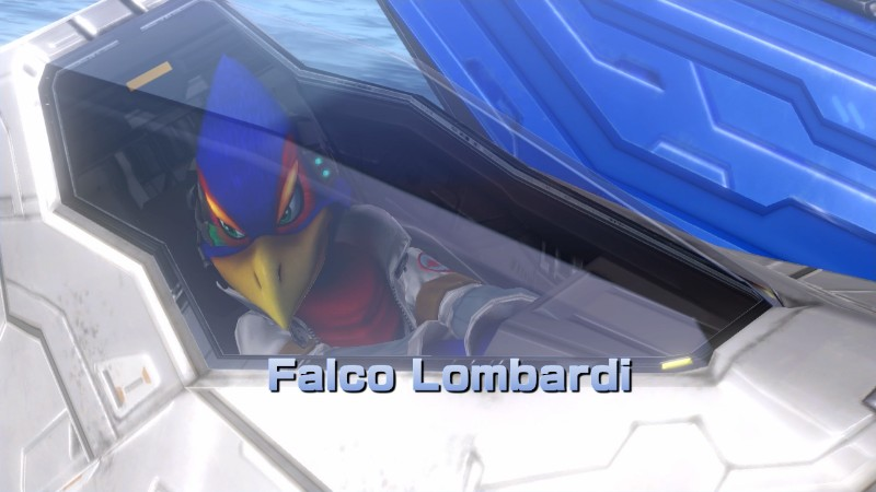 star fox zero falco