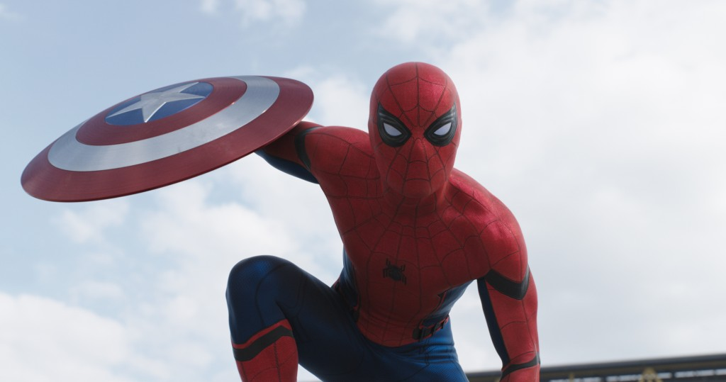 Finally Disney pried Spider-Man out of Sony's fingers. Photo Credit: Film Frame © Marvel 2016
