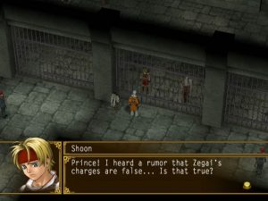 Shoon begins as a slave, but he can later be recruited to serve in your army as a free man.