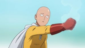 one punch man 7