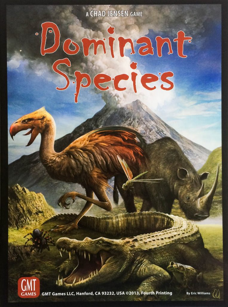 Dominant Species Game Box