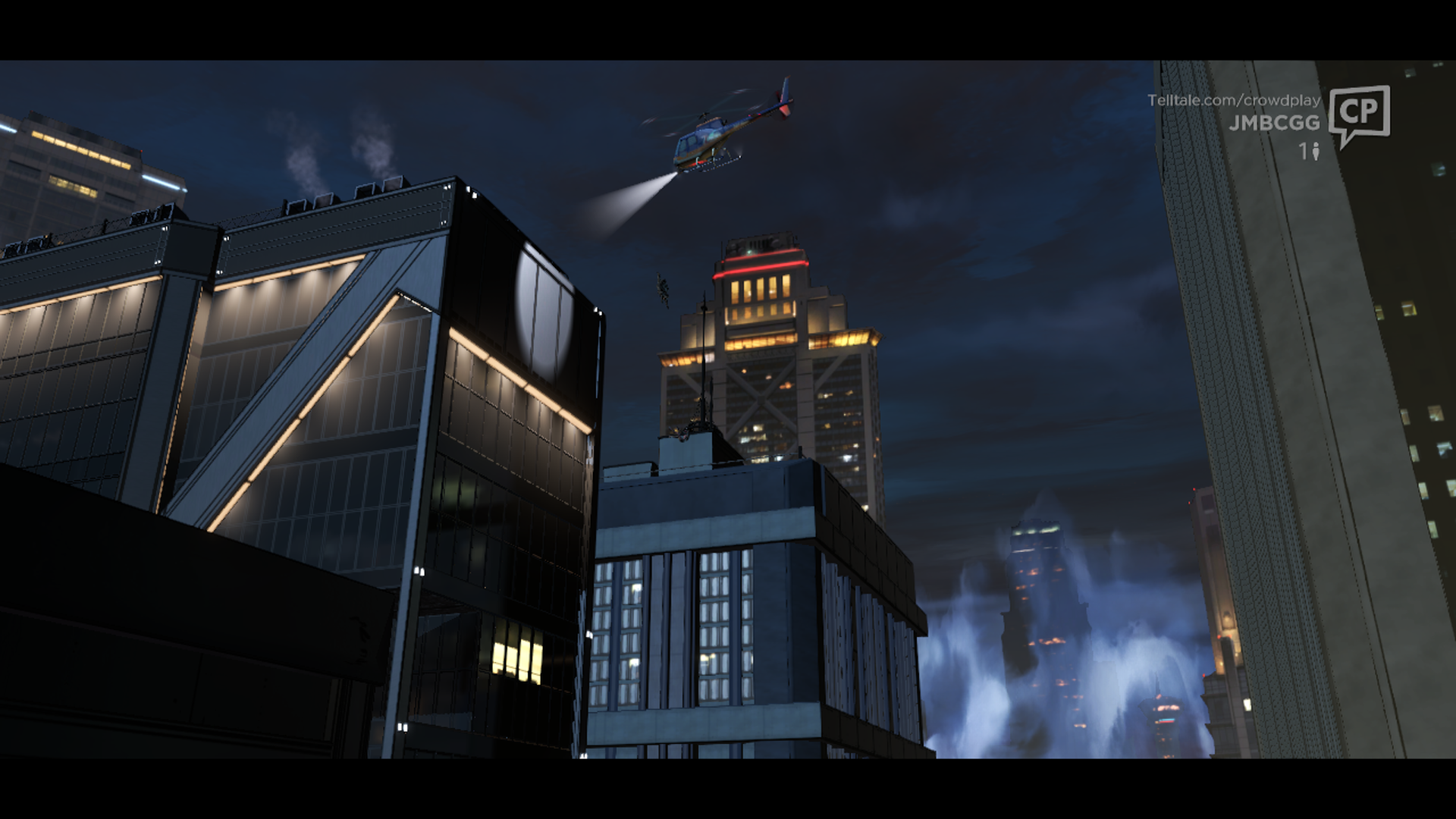 Batman - The Telltale Series - Episode 1 Realm of Shadows (11)