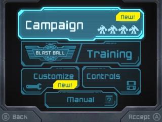 Federation Force Menu