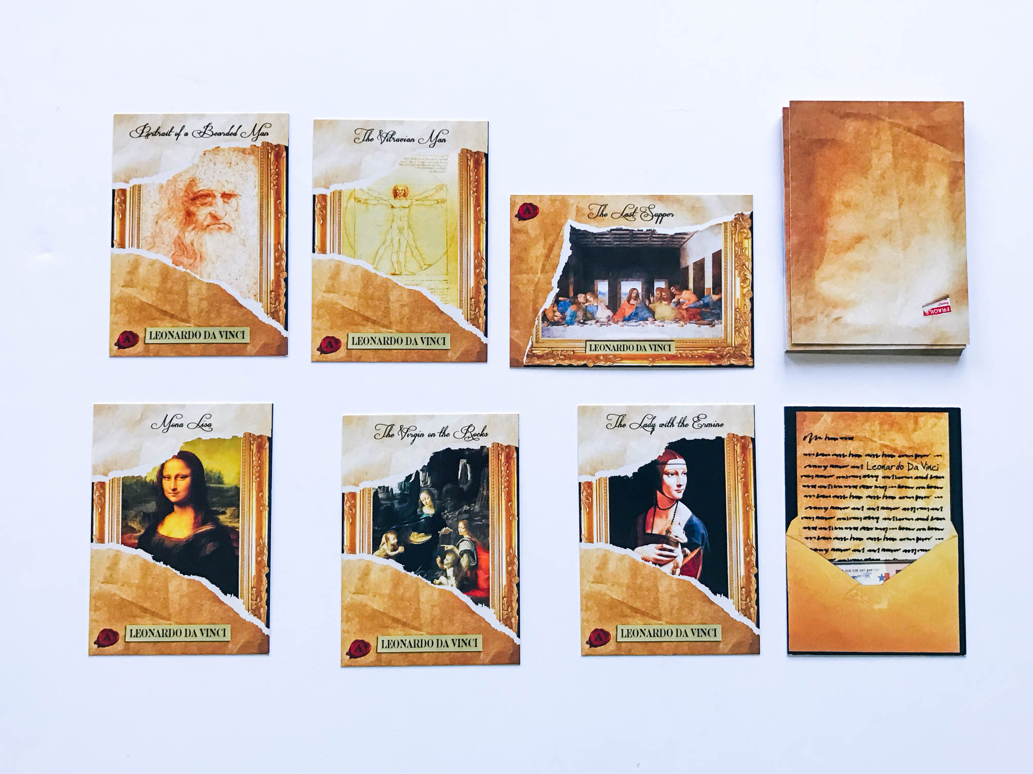 Exclusive look at the Leonardo DaVinci expansion pack!