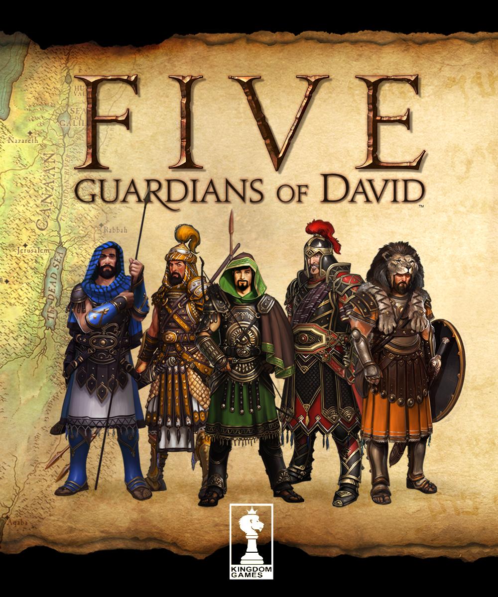 five-guardians-of-david