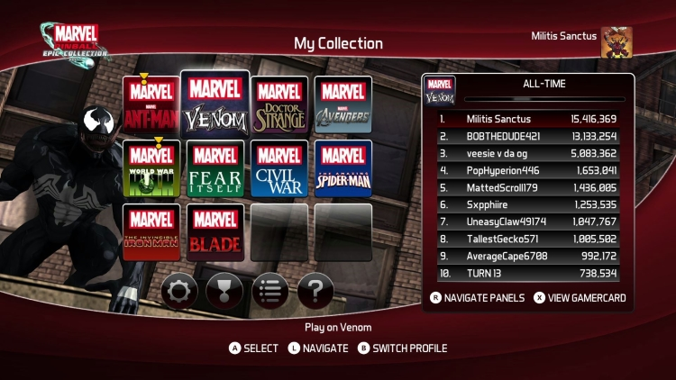 marvel-pinball-epic-vol-highscore-screenshot