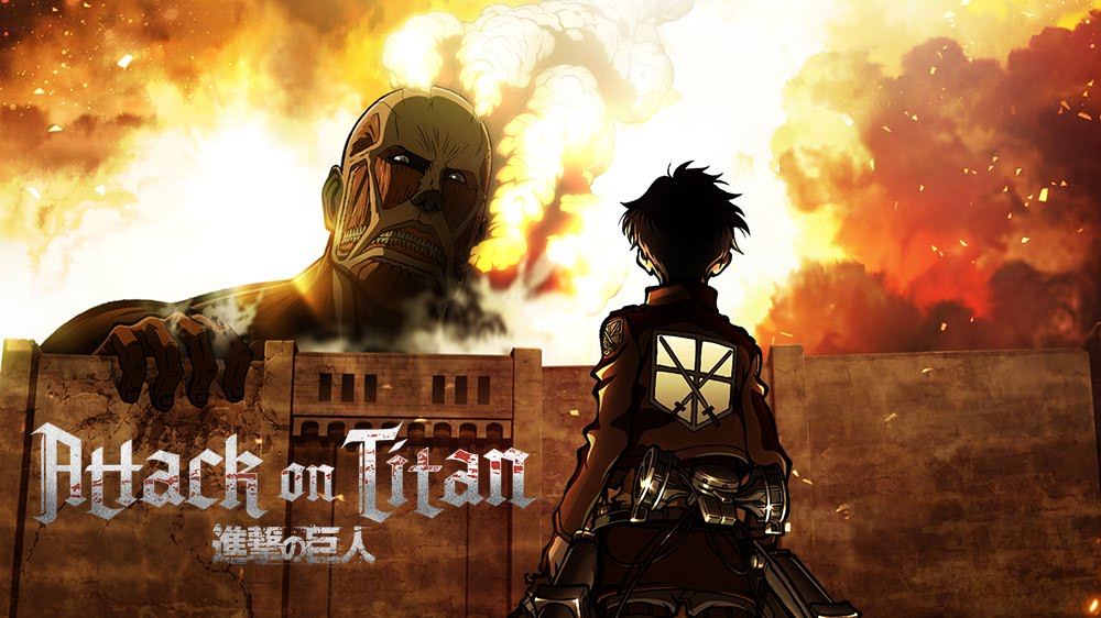 Review: Attack on Titan: Deck-Building Game - Geeks Under Grace
