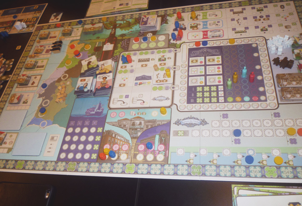 A look at the 2010 board. (Photo Courtesy BoardGameGeek)