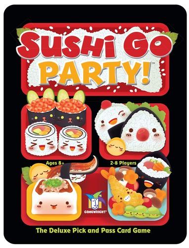 sushi go party box
