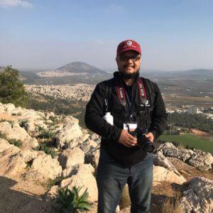 Me on top of Mt. Precipice.
