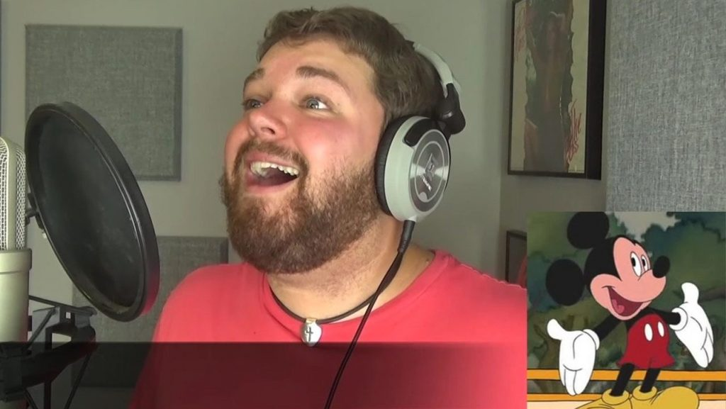 Brian, during one of his many YouTube videos on his channel.