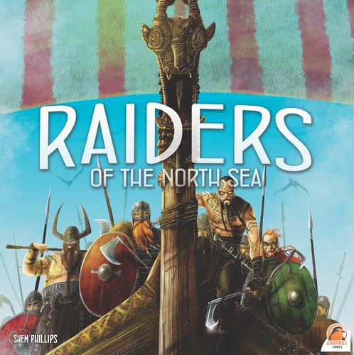Raiders of the North Sea Box Art