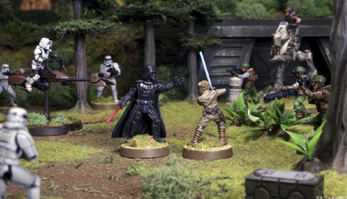 Star wars legion fantasy flight games