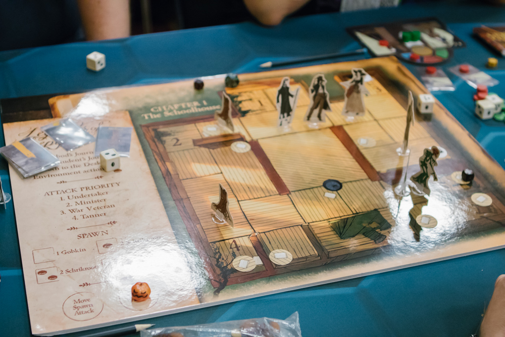 legends of sleepy hollow greater than games dice hate me games