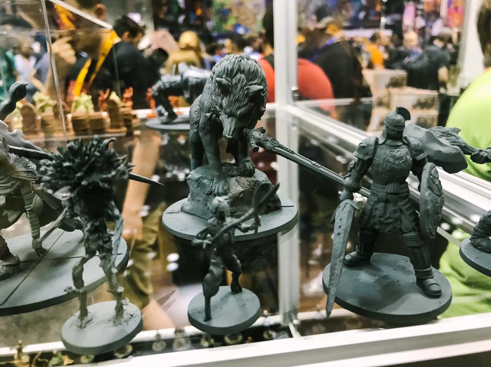 gencon, dark souls miniatures