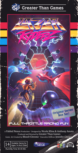 lazer ryderz box art