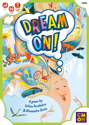 dream on box art