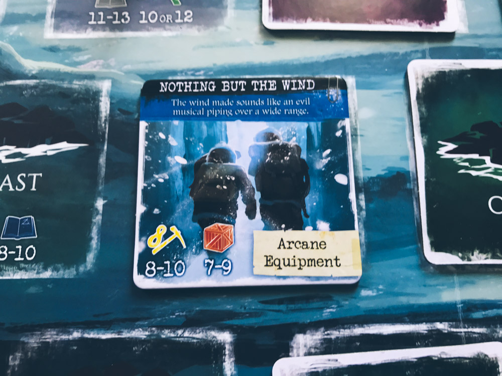 Review: Mountains of Madness