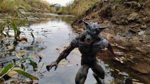 Swampy Rougarou