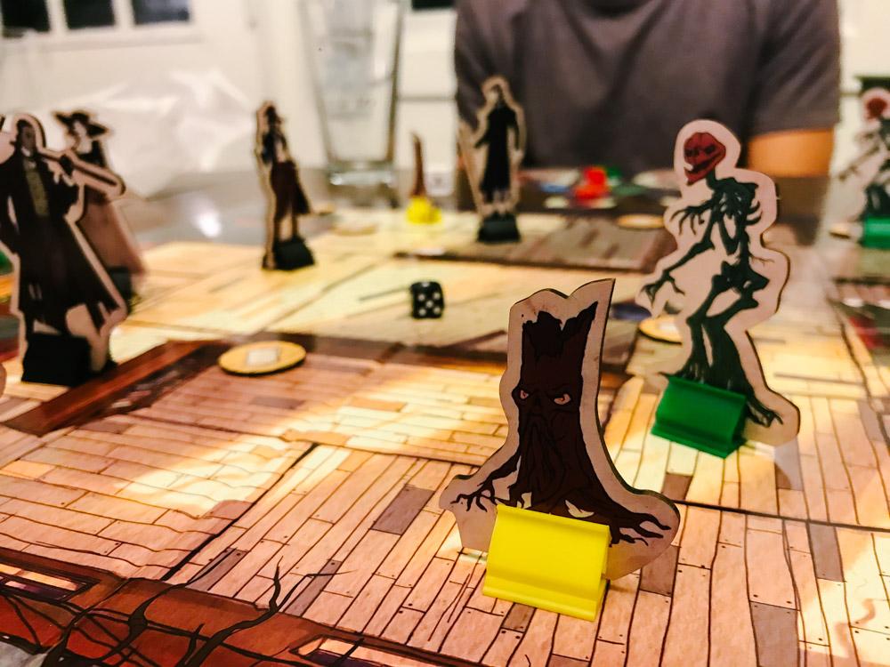 Legends of Sleepy Hollow combat