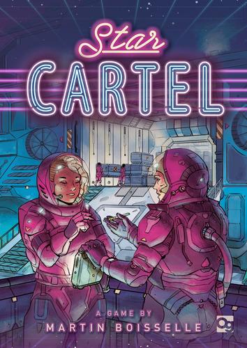 Star Cartel game box art