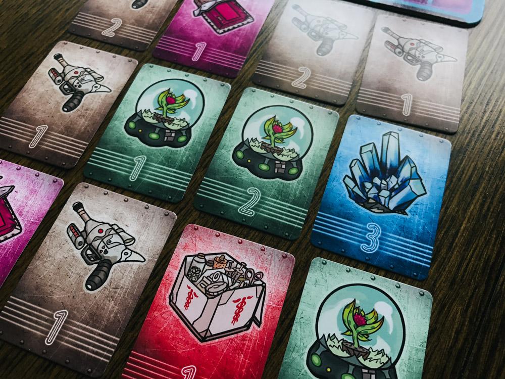 Star Cartel cards
