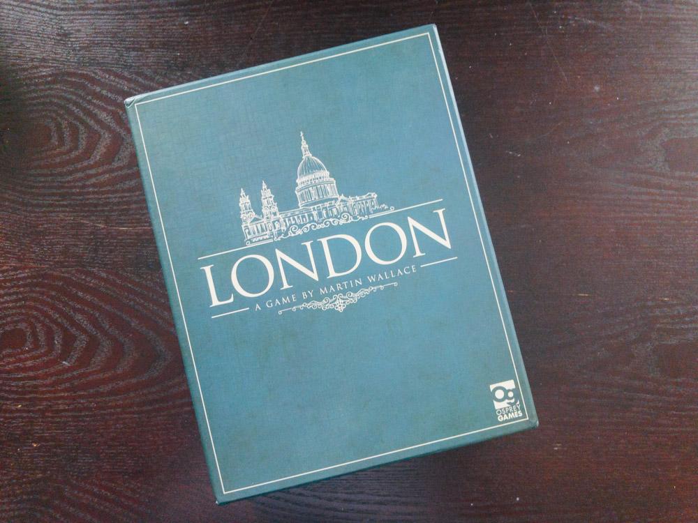 london box art