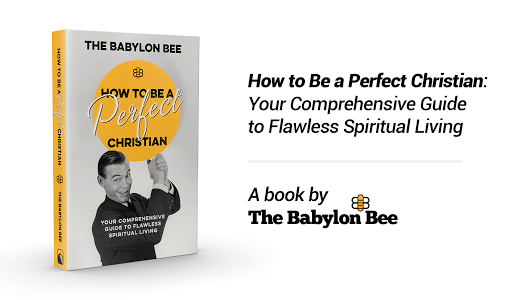 How to be a Perfect Christian book