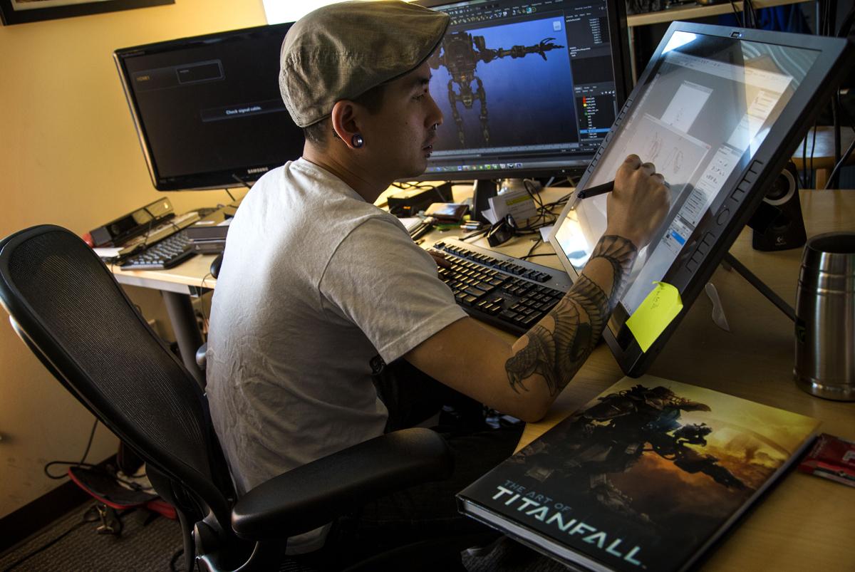 Titanfall developer