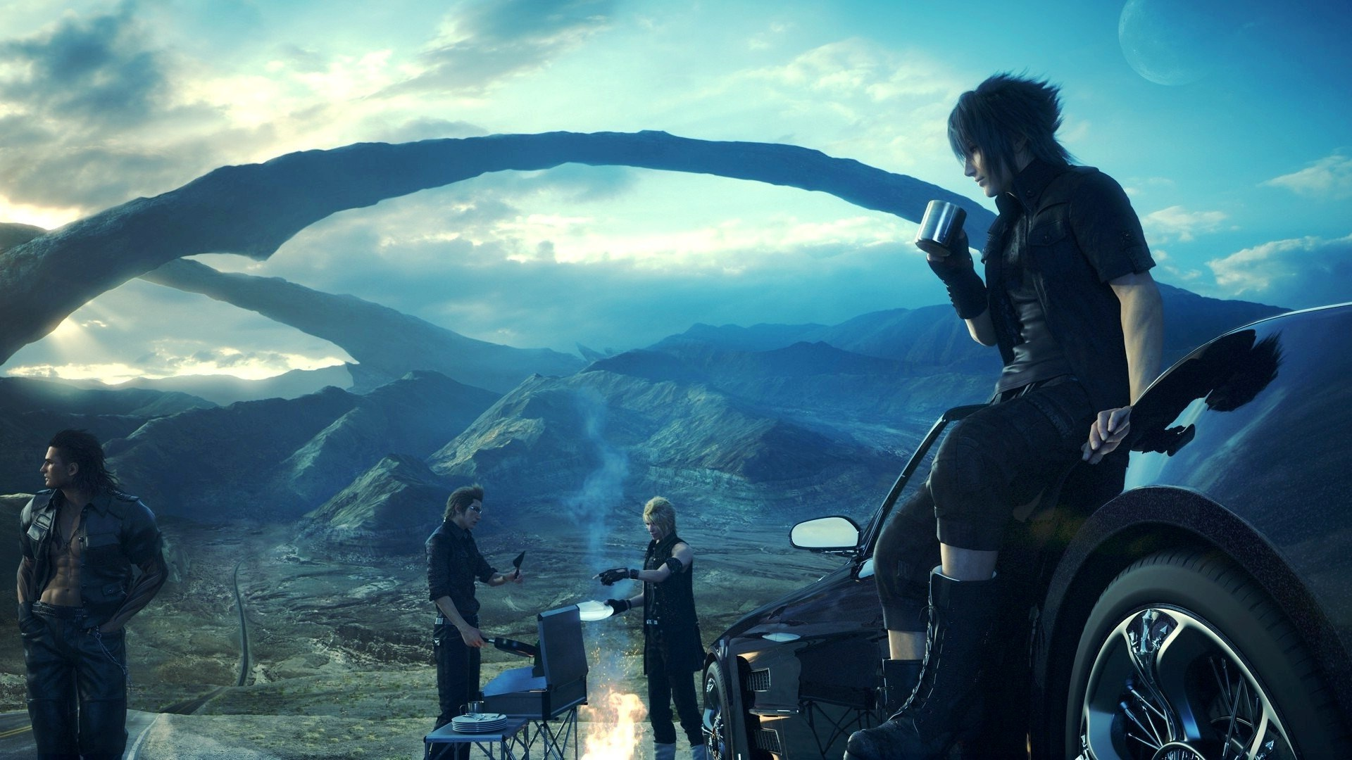 Final Fantasy XV wallpaper