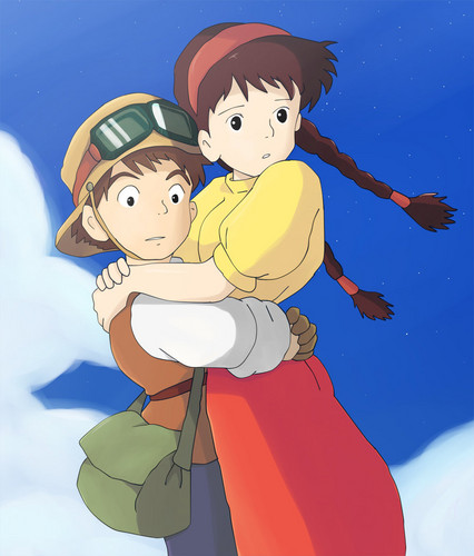castle in the sky 5