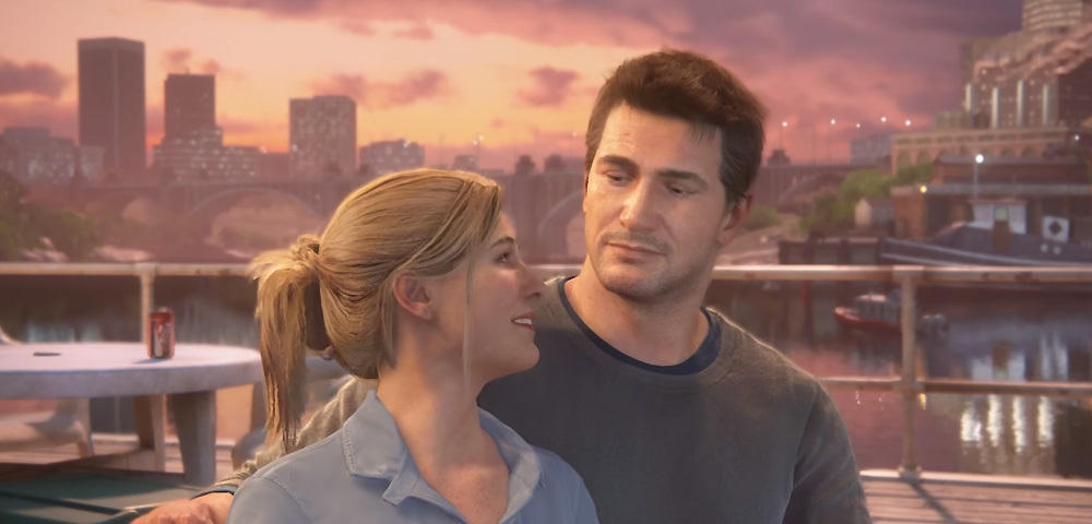 Nate and Elena Uncharted 4 ending