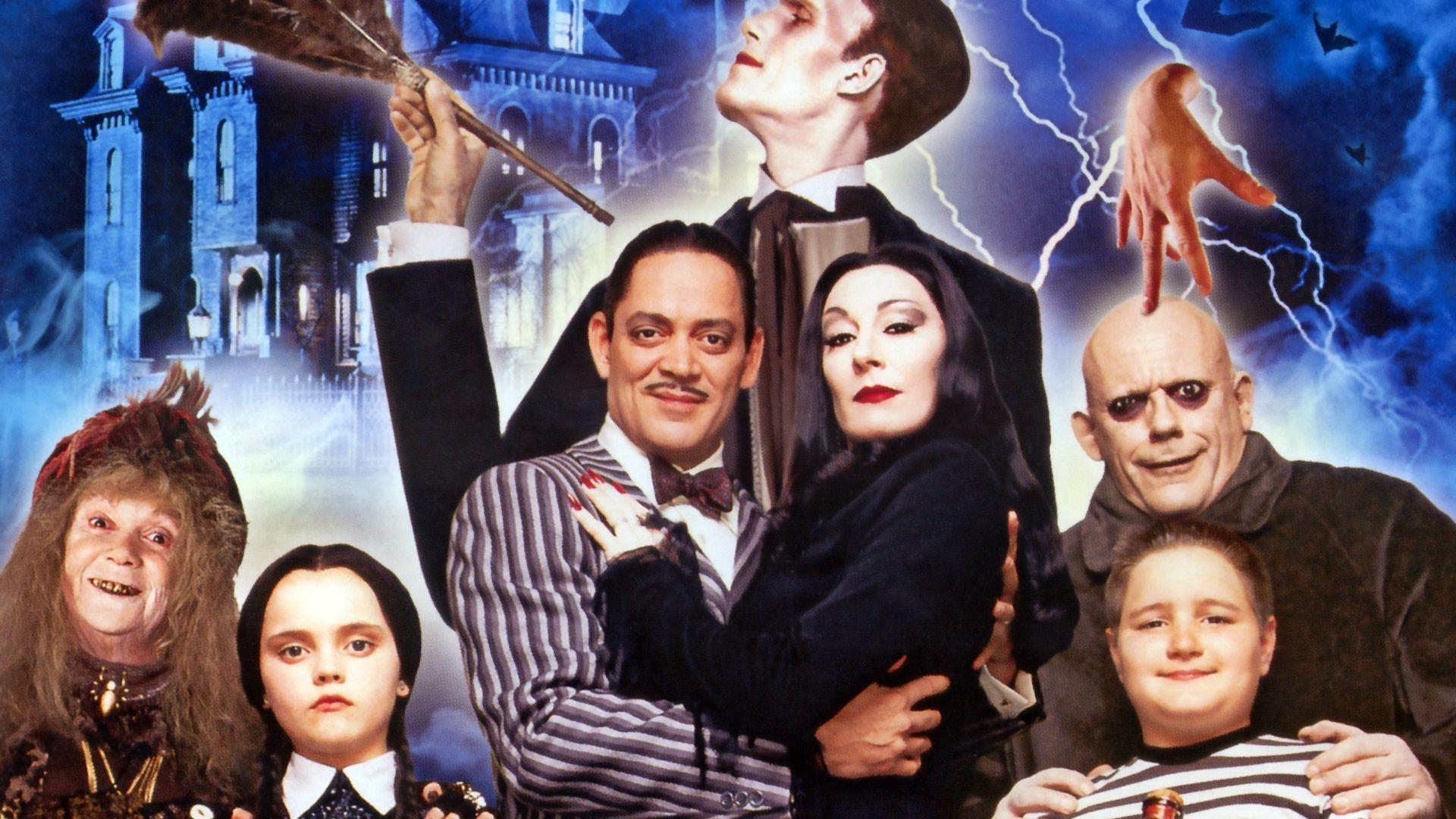 Retro Review The Addams Family 1991 Geeks Under Grace