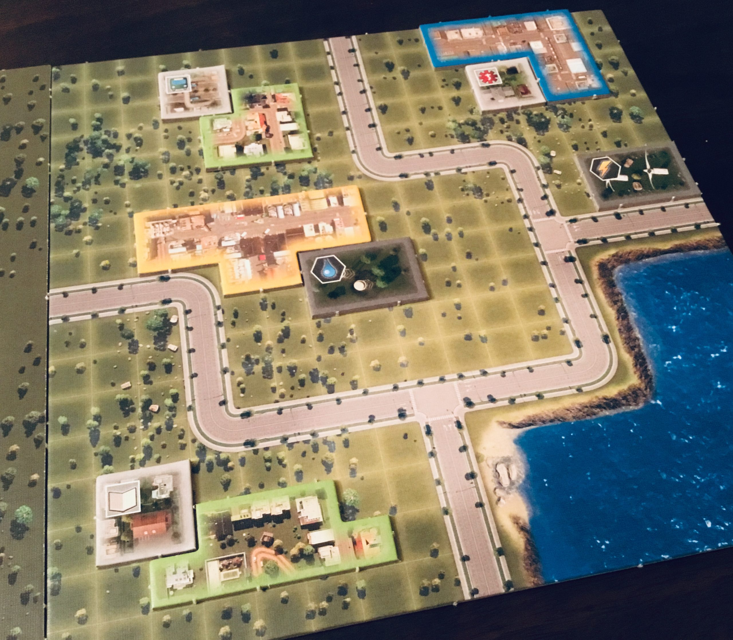 Review Cities Skylines The Board Game Geeks Under Grace