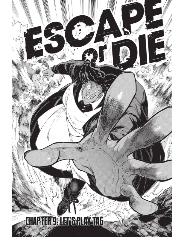 Escape or Die! Sister Krone gives chase