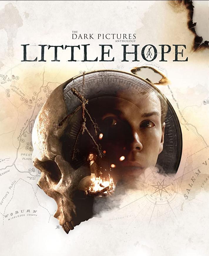 Little Hope Cover Art
