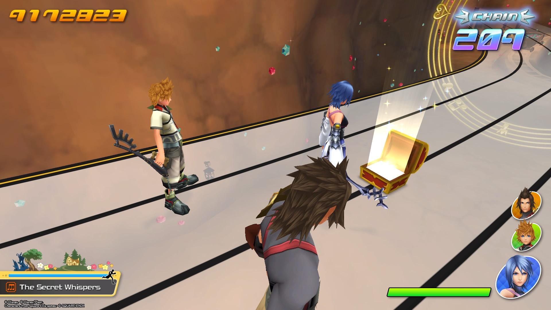 This image has an empty alt attribute; its file name is KINGDOM-HEARTS-Melody-of-Memory_20201116155640.jpg
