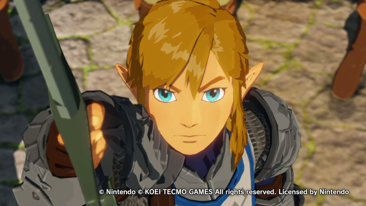 Review Hyrule Warriors Age Of Calamity Geeks Under Grace