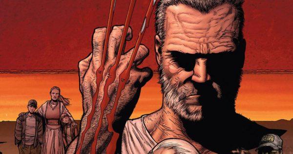 Old Man Logan Banner