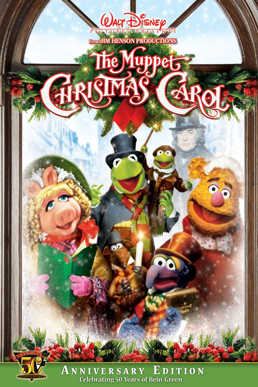 Muppet Christmas Carol poster