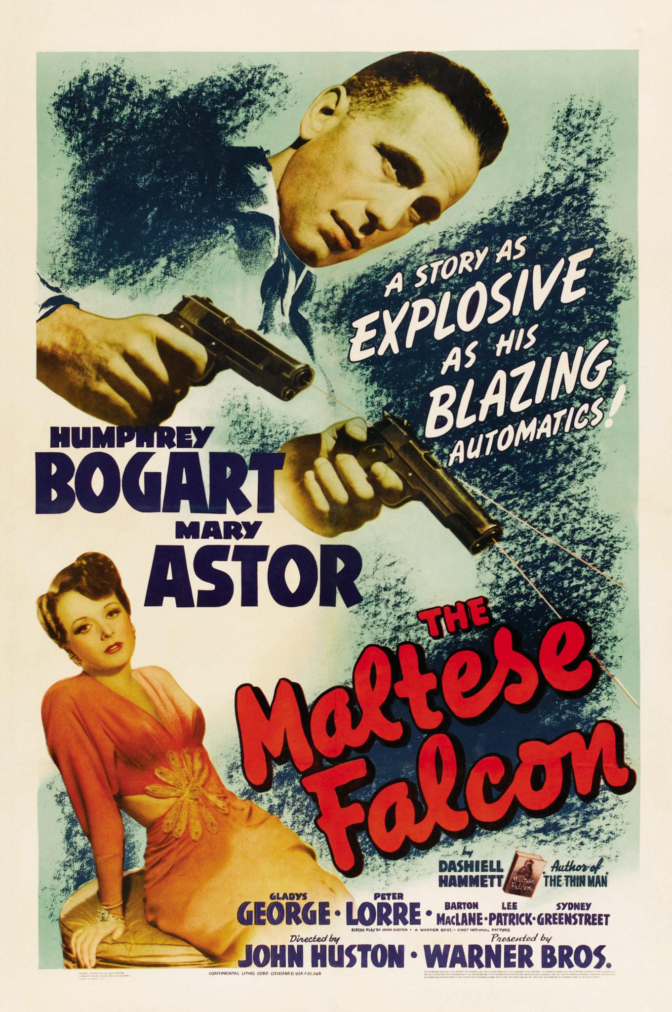 maltese flacon poster