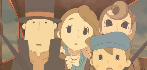 Layton and Claire 4