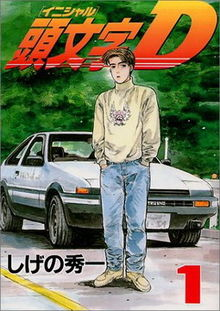 Takumi stands in front of his car